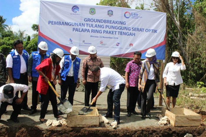 Ground-Breaking-Proyek-Palapa-Ring-Paket-Tengah-2
