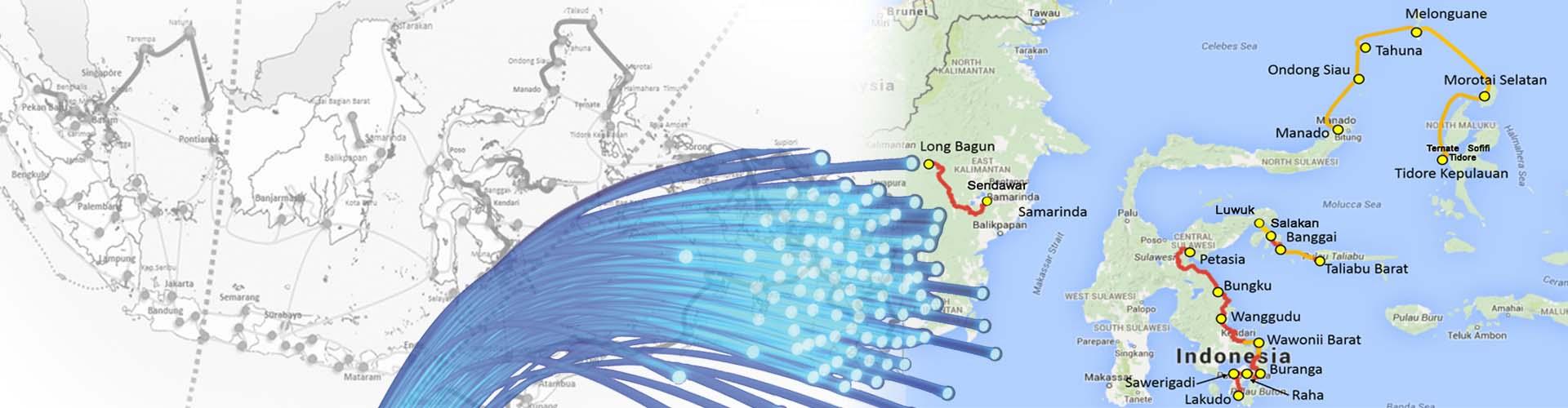 Fiber Optik Darat dan Bawah Laut